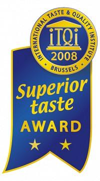 Superior Taste Award
